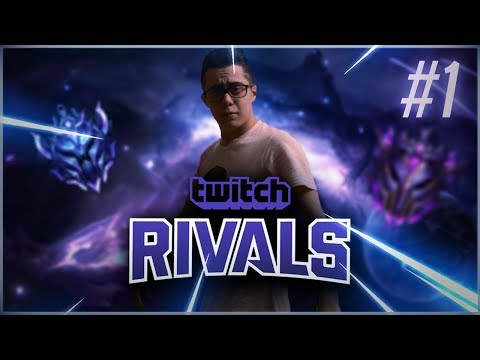 TF Blade | Twitch Rivals - Part 1