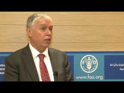 Declaraciones Del Ministro De Agricultura De Chile Carlos Furche
