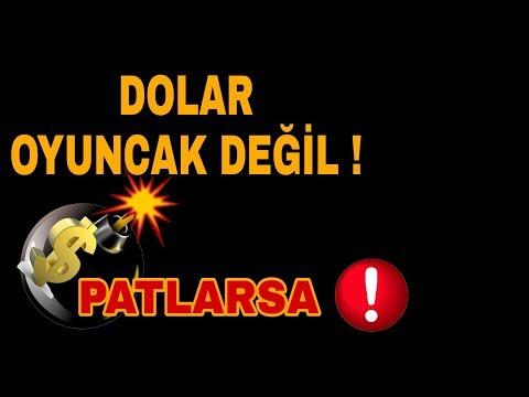 DOLAR OYUNCAK DEĞİL! PATLARSA TÜM ÜLKE ÇÖKECEK !!!