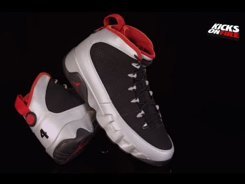 hot sale online 61ffe fc314 History: Air Jordan 9 Kilroy (Who is Johnny Kilroy?)