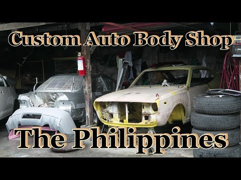 Custom Auto Body Shops : The Philippines