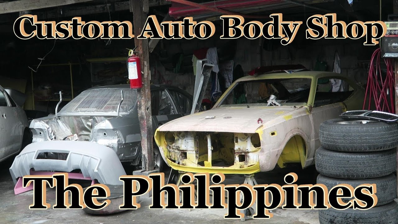 Custom Auto Body Shops : The Philippines