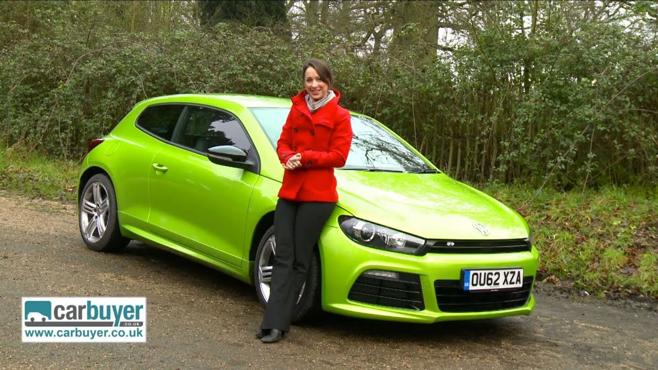 Volkswagen Scirocco R Coupe Review Carbuyer Youtube