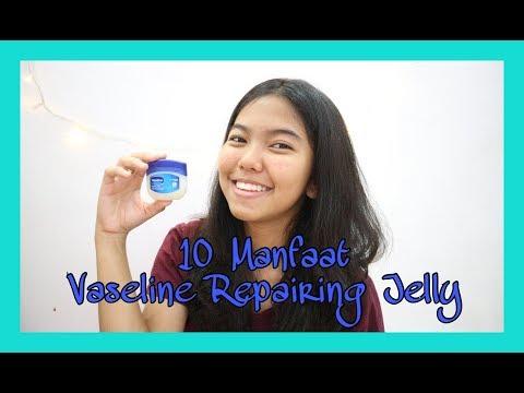 Manfaat Vaseline Repairing Jelly // Cecilia Purnomosidi