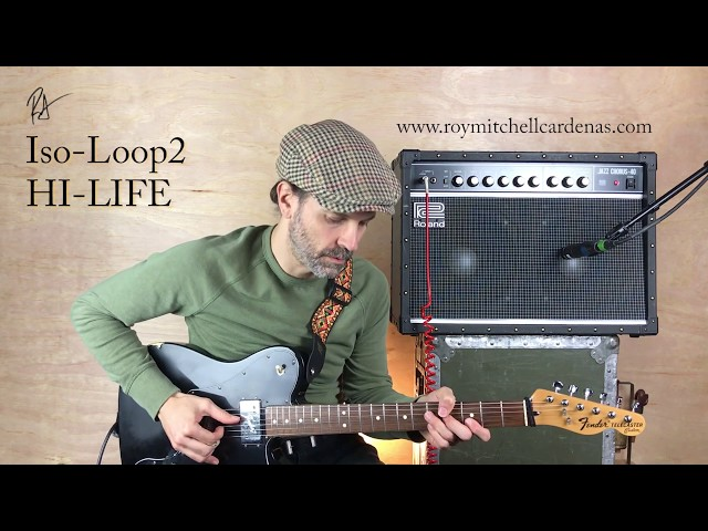 Iso Loops 2 | HI-LIFE | Improvisation