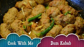 dum kabab | quick and short recipe