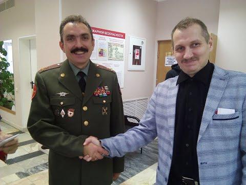 Полковсник Шендаков - КПРФ потенциально единственная оппозиционная сила в Стране!