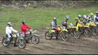 MIdland Classic Enduro at The Butts Quarry 17 05 09 10min version by Nayfy Media