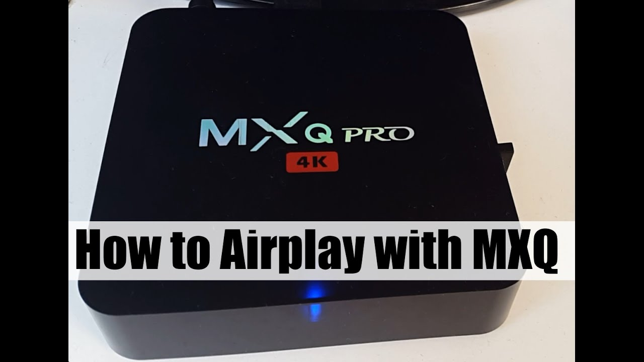 how to clear mxq pro