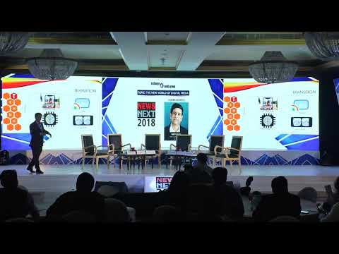 Leader Address - Salil Kapoor, Managing Director, HOOQ, Topic -The New World of Digital Media