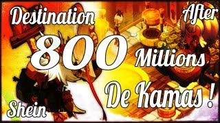 [DOFUS] Destination 800 Millions ₪ Direction la richesse !