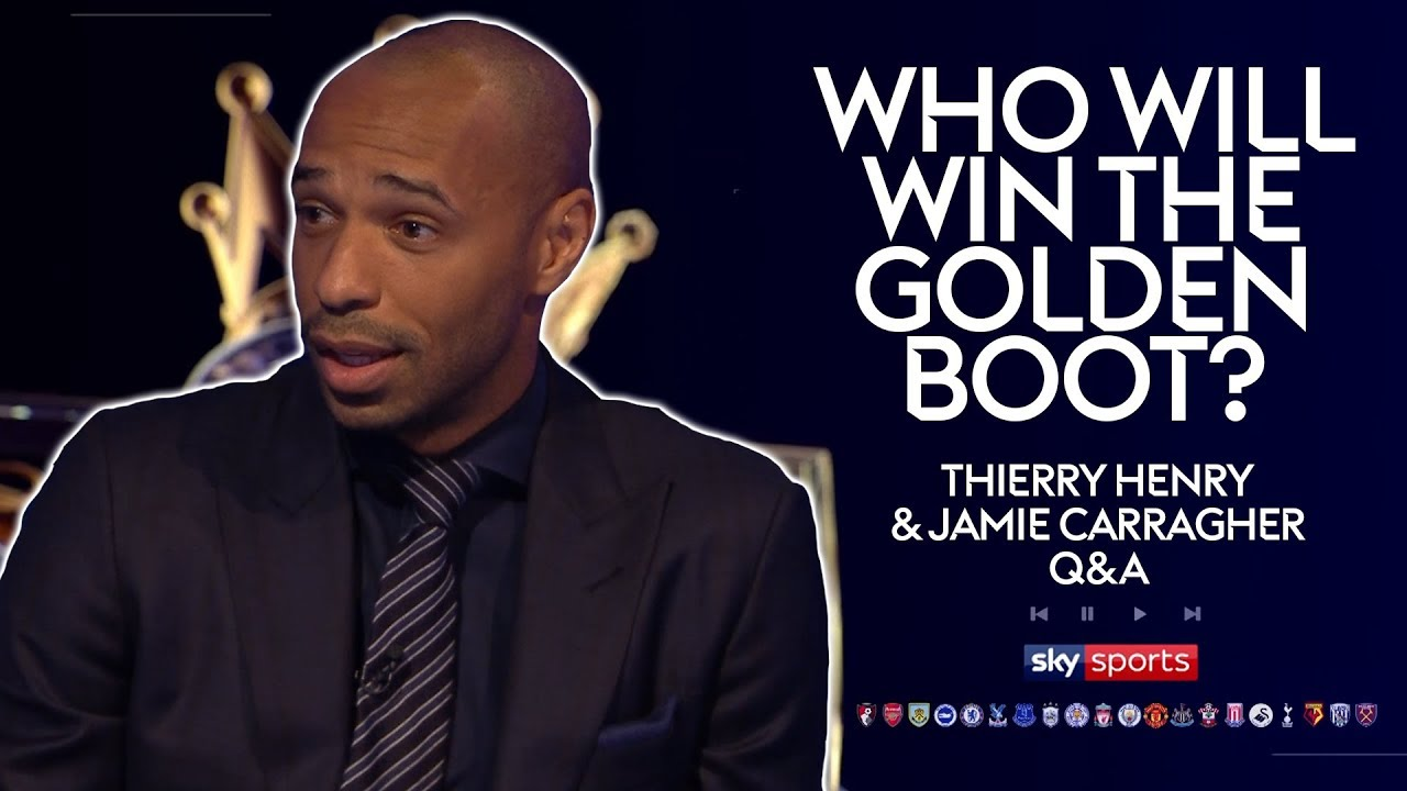 Kane, Morata, Aguero or Lukaku for the Golden Boot? | Thierry Henry & Jamie Carragher Q&A |