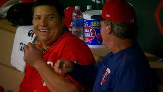 TEX@MIN: Colon tosses a complete game against Rangers