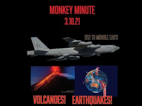 Monkey Minute March 10, 2021