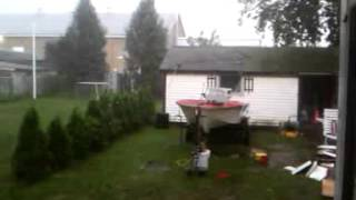 Pluie forte ete 2015 orage