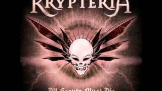 "krypteria 4th ""All Beauty Must Die"" 02 As I Slowly Bleed"