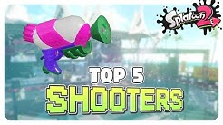 Rating Every Shooter Weapon in Splatoon 2