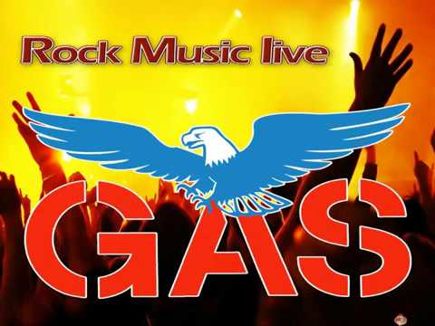 GAS - Rock Music Live Band -  2017 jan - PART 2