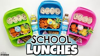 SCHOOL LUNCH IDEAS 🍎 Trying NEW Things!