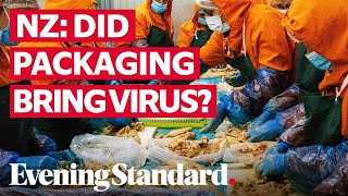 New Zealand coronavirus outbreak 'could have been imported via food packaging', authorities say as A