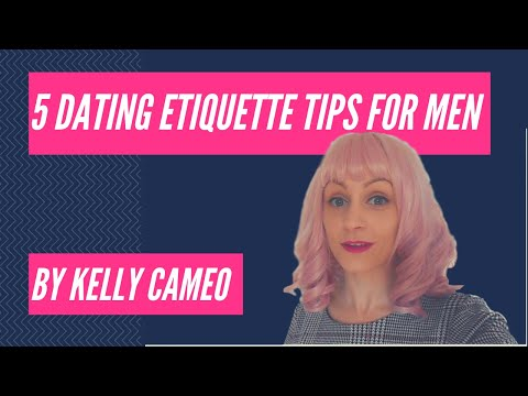 dating rules and etiquette