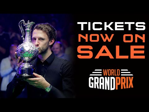 2016 World Grand Prix Tickets Now on Sale!