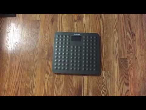 Accuweight Digital Bathroom Body Weight Scale Accurate ...
