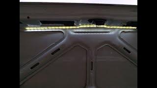 Reno 9 brodway bagaj içi aydınlatması nasıl yapılır (bagaj kapağı altına led döşeme)