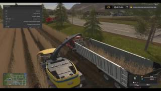 How To Grow and Harvest Poplars in Farming Simulator 2017