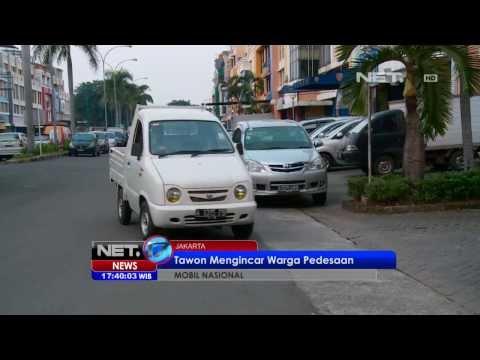 NET17 - Tawon mobil buatan anak bangsa yang mulai dirakit tahun 2007 dan lulus tes layak jalan