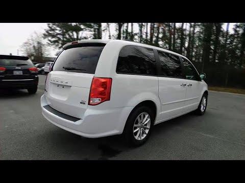 2016 Dodge Grand Caravan Clinton, Fayetteville, Goldsboro, Raleigh, Elizabethtown, NC CP7463