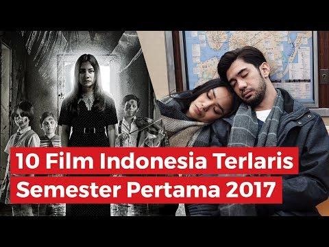 10 Film Indonesia Terlaris Semester Pertama 2017 - BookMyShow Indonesia