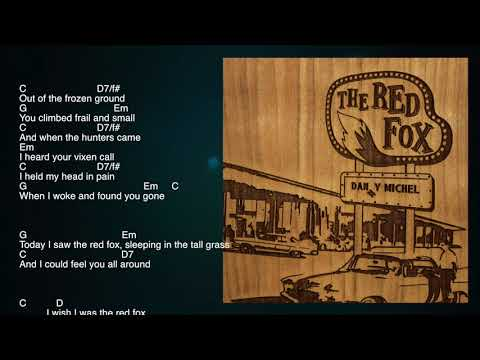 Danny Michel / The Red Fox © / Guitar tab en streaming