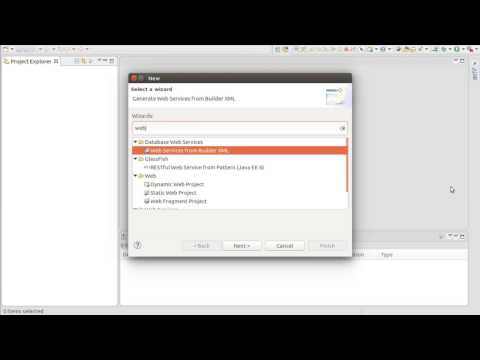 Simple JEE Project Using Glassfish, Tutorial 1 : Setting Up Our Project