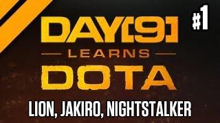 Day[9] Duo Q w/ Purge in Offlane - Lion, Jakiro, Nighstalker