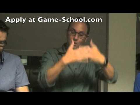 VR Vs Regular Games | Game-School | Los Angeles