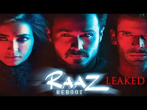 Raaz Reboot Movie Leaked !!! Imran Hashmi...