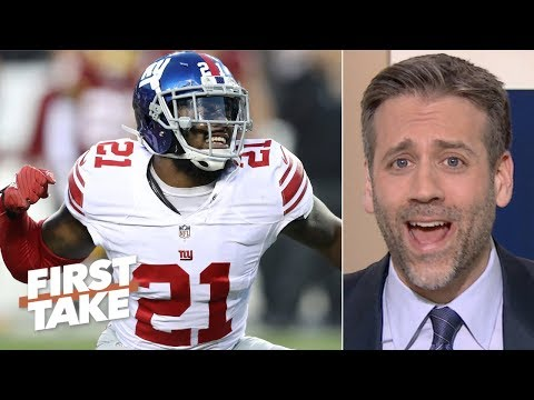 Giants are making a mistake by letting Landon Collins hit free agency - Max Kellerman   First Take