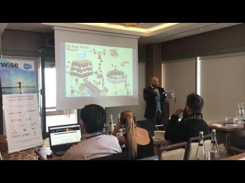 Salesforce & Wise Kahvaltı Etkinliği - Ekol Lojistik Başarı Hikayesi