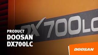 "DOOSAN Mining Product ""DX700LC"" Thumbnail"