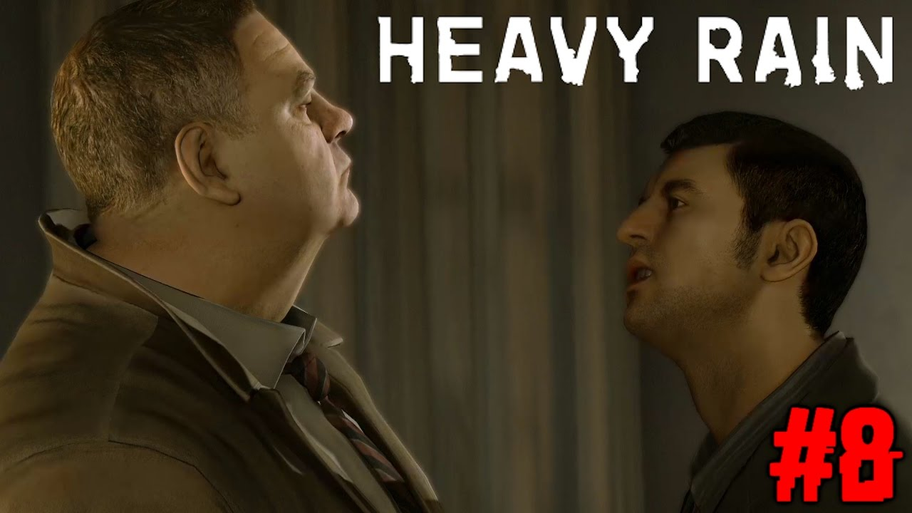 Castle Nerdskull: REVIEW: Heavy Rain (PS4) | 720x1280