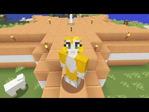 Minecraft Xbox - Reach For The Star Challenge - Part 1