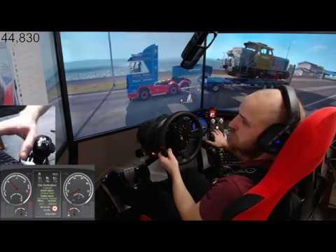 Euro Truck Simulator 2 - pro mods map+mods E34