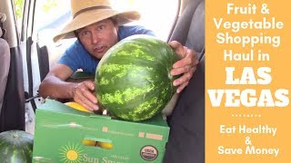 Best Places to Buy Fruits & Vegetables in Las Vegas to Eat Healthy & Save Money