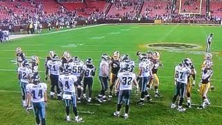 NFL Grab ass