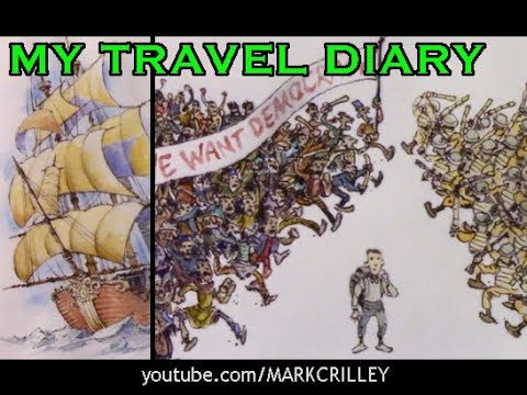My Travel Diary: Every Page, from Hong Kong to Nepal