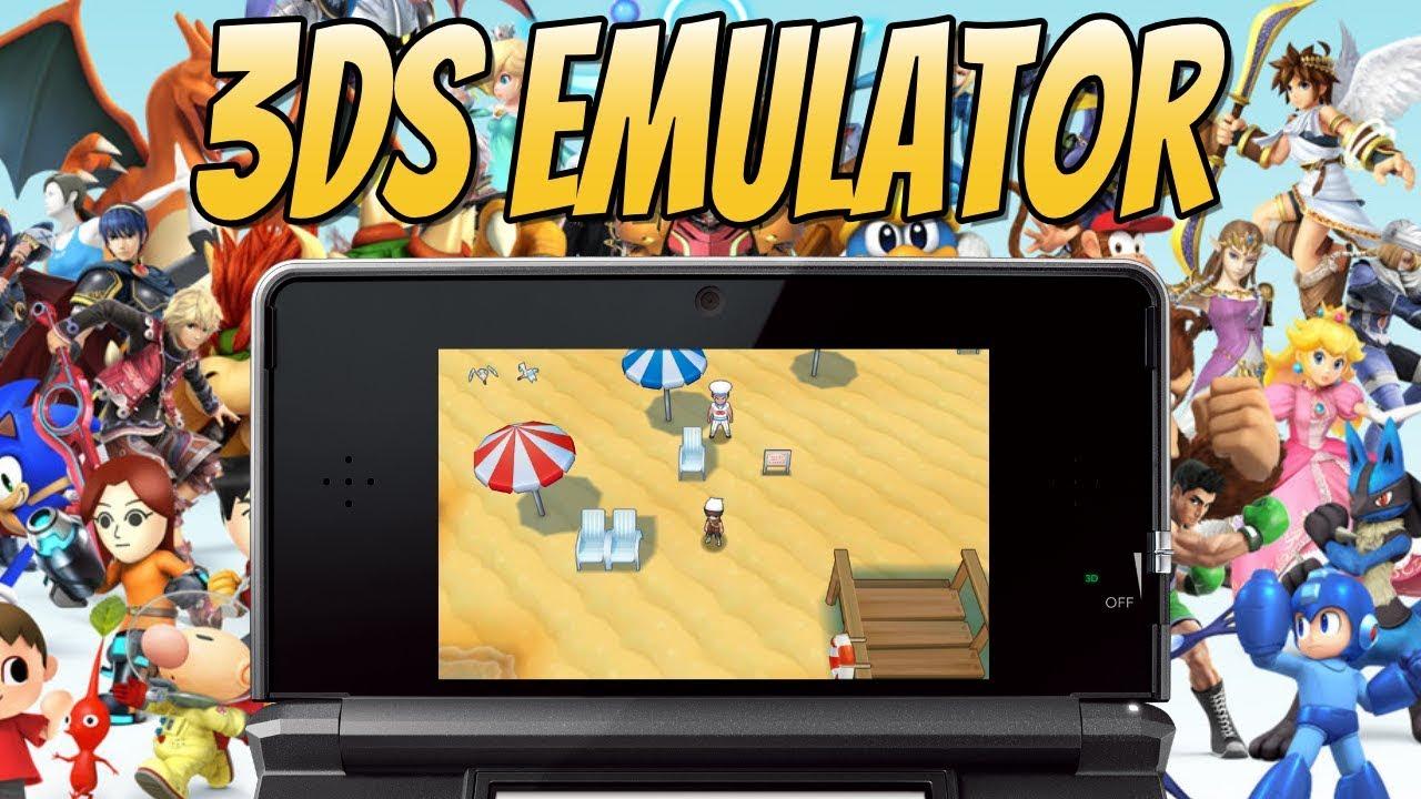 download nintendo 3ds emulator for windows 8