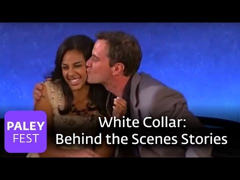 White Collar - Behind the Scenes Stories (Paley Center Interview)