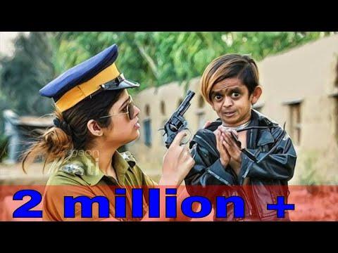 chotu Aur Lady inspector II खांदेश का छोटू और