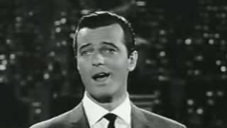 "Robert Goulet sings ""This Is All I Ask"""